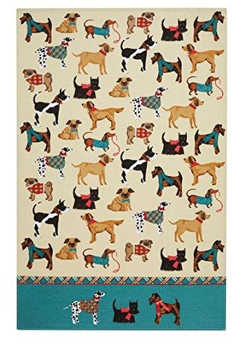 Ulster Weavers Geschirrtuch, Motiv Hund
