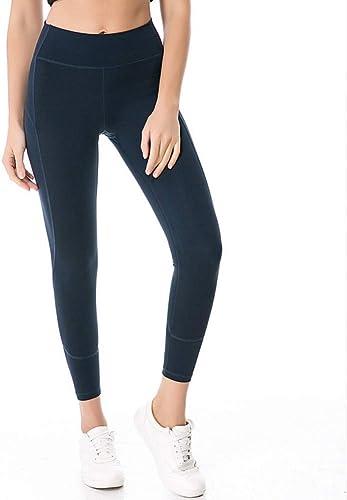 WZXY Gym Fitness Leggings Femmes Pantalons de Yoga en Hauteur Sport Collants de Course à Pied Jogger Super Doux