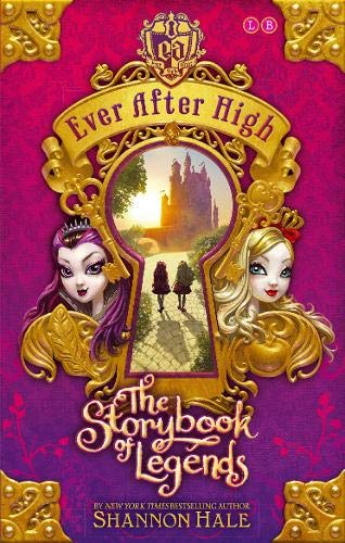 The Storybook of Legends: Book 1