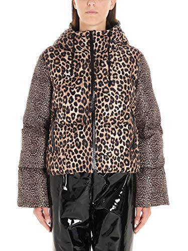 Michael Kors Luxury Fashion Damen MF92J1ZCZJ211 Braun Polyester Steppjacke   Herbst Winter 19