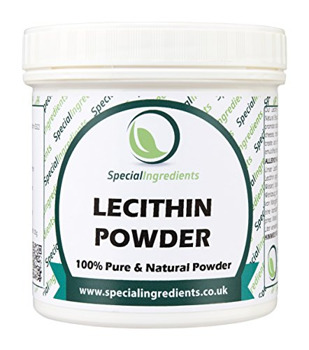 Special Ingredients Lecithin Powder 100g Premium Quality