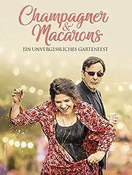 Champagner & Macarons: Ein unvergessliches Gartenfest