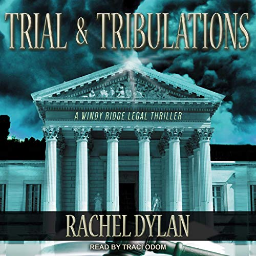 Trial & Tribulations audiobook cover art