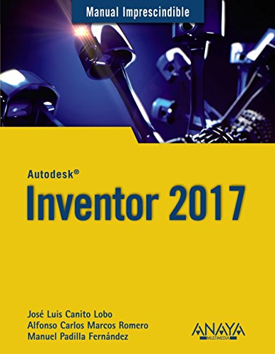 Inventor 2017 (Manuales Imprescindibles)