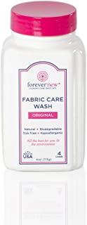 Forever New Granular Biodegradable Hypoallergenic Laundry Detergent – Original Scented, 4 oz.