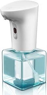 Soap Dispenser موزع الصابون التلقائي رغوة اليد المطهر الذكي الحث اليد المطهر المحمولة المدمجة مناسبة لعدة سوائل Soap Bottle