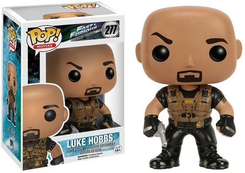 Figura Pop Fast & The Furious: Luke Hobbs