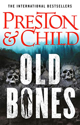 Old Bones (Nora Kelly Book 1) (English Edition)