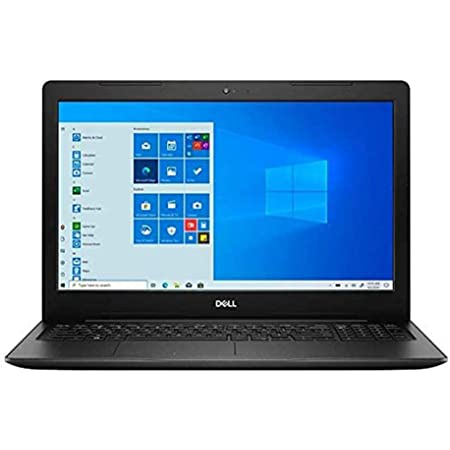 "2021 Dell Inspiron 15 3593 15.6"" HD Touchscreen Laptop Computer, Intel Quad-Core i7-1065G7, 12GB RAM, 512GB PCIe SSD, Intel Iris Plus Graphics, MaxxAudio, HD Webcam, Win 10 S"