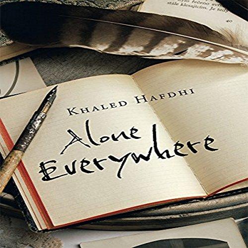 Alone Everywhere audiobook cover art