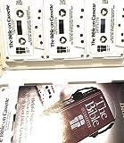 The Bible on Cassette. New International Version. Old Testament & New Testament. 4-Volume Set. 48 Cassettes.