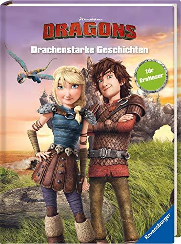 Dreamworks Dragons: Drachenstarke Geschichten für Erstleser