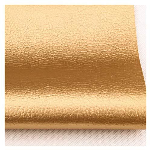 Es ist der Bogenherstellung A4 Litchi Line PU Ledergewebe Bunte Synthetische Leder Handmade Home Kleid Textil Nähzubehör Lederbleche zum Handwerk (Color : 2)