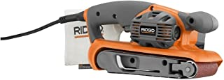 RIDGID R2740 Heavy Duty Variable Speed Belt Sander 3 in. x 18 in
