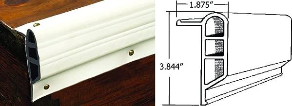 TAYLOR MADE PRODUCTS Dock Pro Medium Heavy Duty Vinyl Edge Guard Size: 300
