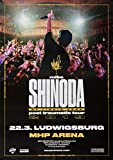 Mike Shinoda of Linkin Park - Post Traumatic, Ludwigsburg