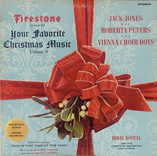 Firestone Presents Your Favorite Christmas Music, Vol. 6
