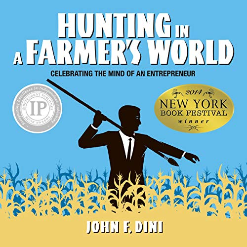 Hunting in a Farmer's World audiobook cover art