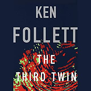The Third Twin                   By:                                                                                                                                 Ken Follett                               Narrated by:                                                                                                                                 January LaVoy                      Length: 15 hrs     342 ratings     Overall 4.0