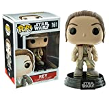 Funko - Figurine Star Wars Episode 7 - Rey In Finns Jacket Exclu Pop 10cm - 0889698117081...