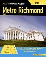 ADC The Map People Metro Richmond, VA: Street Atlas