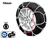 KAWIN Shopping on line Catene da Neve 4x4 16mm Onorm OMOLOGATE V5117 RV-265