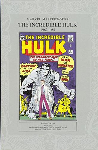 The Incredible Hulk 1963-1964 (Marvel Masterworks)