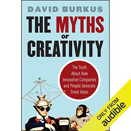 The Myths of Creativity Titelbild