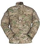 Propper Men's Army Combat Uniform (ACU) Coat, MultiCam, Medium Long