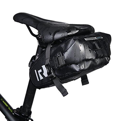 DCCN Fahrrad Lenkertasche wasserdichte Satteltasche Handy Tasche für Mountain Bike