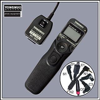 YONGNUO MC-36R/C1 Wireless Timer Remote for CANON Rebel T3 T3i T2i T1i XSi G12 60D 1100D 600D 550D 500D 450D
