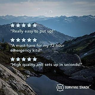 شراء خيمة مأوى بقاء الطوارئ SharpSurvival |