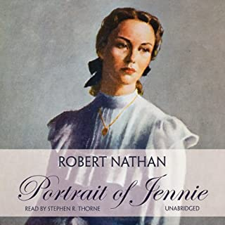 Portrait of Jennie audiobook cover art