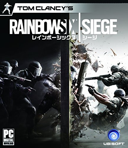 ユービーアイソフト『Tom Clancy's Rainbow Six Siege』