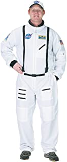 Adult Astronaut Suit with Embroidered Cap