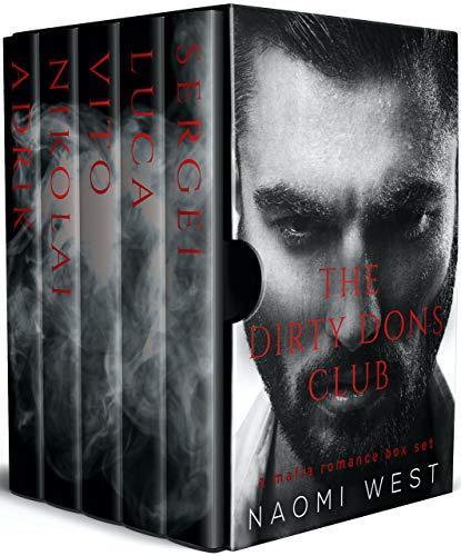 The Dirty Dons Club: A Dark Mafia Romance Box Set (English Edition)