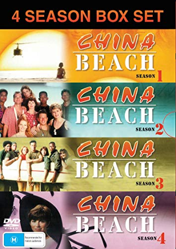 China Beach: The Complete Series Box Set Collection Seasons 1 - 4 1 2 3 4 DVD
