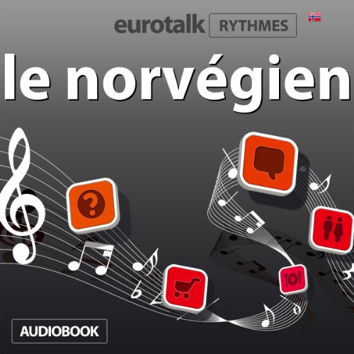 Couverture de EuroTalk Rhythmes le norvégien