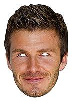 mask-arade(マスカレード) パーティマスク David Beckham Mask ベッカム
