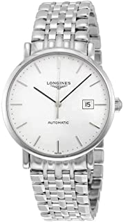 Longines Elegant Collection - L4.910.4.12.6 - White Dial Automatic Men's