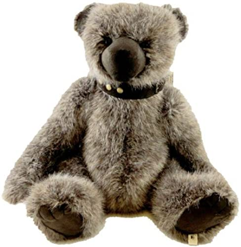 Buster McSuede by Boyds Bears 16 Plush Suede Bear (Heirloom Collection) by BOYDS BEARS PLUSH