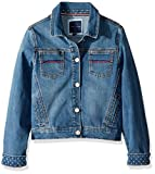 Tommy Hilfiger Big Girl's Big Girls' Denim Jacket Outerwear, Embro Broadway, M8/10