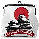 Bridon to Japan Portefeuille Boucle Porte-Monnaie Porte-Monnaie Sac à Monnaie Pochette de Changement de...