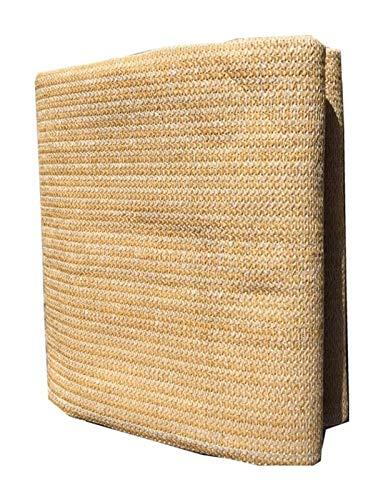 Sunblock Shade Cloth Pergola Canopy Sun Shade for Patio Cloth,Waterproof,Heat Insulation,Awning Shelter Fabric,for Deck, Patio, Pergola, Backyard,Outdoor Shade Block (Size : 5x6m)