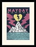 1art1 MayDay Parade - Iceberg Gerahmtes Poster Für Fans