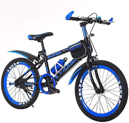 WYZXR Freestyle Kids 'Bikes Bicicleta de 18 Pulgadas con Cambio de Marchas...
