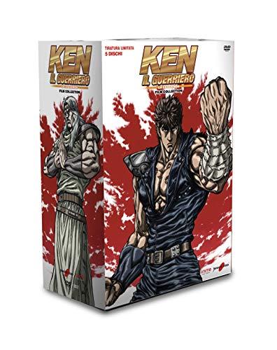 Ken Il Guerriero- La Leggenda Film Collection Esclusiva Amazon (5 DVD) (Box Set) (5 DVD)