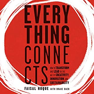 Everything Connects audiobook cover art
