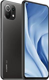 【日本正規代理店品】Xiaomi Mi 11 Lite 5G 日本語版 6+128GB SIMフリー スマートフォン 90Hzリフレッシュレート 6400万画素 DCI-P3色域 (トリュフブラック)