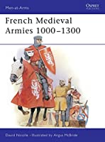French Medieval Armies 1000-1300 (Men-at-Arms)